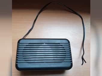 Nokia HFS-6 Funk Lautsprecher CB-Funk Amateurfunk gebraucht kaufen  27283 Verden